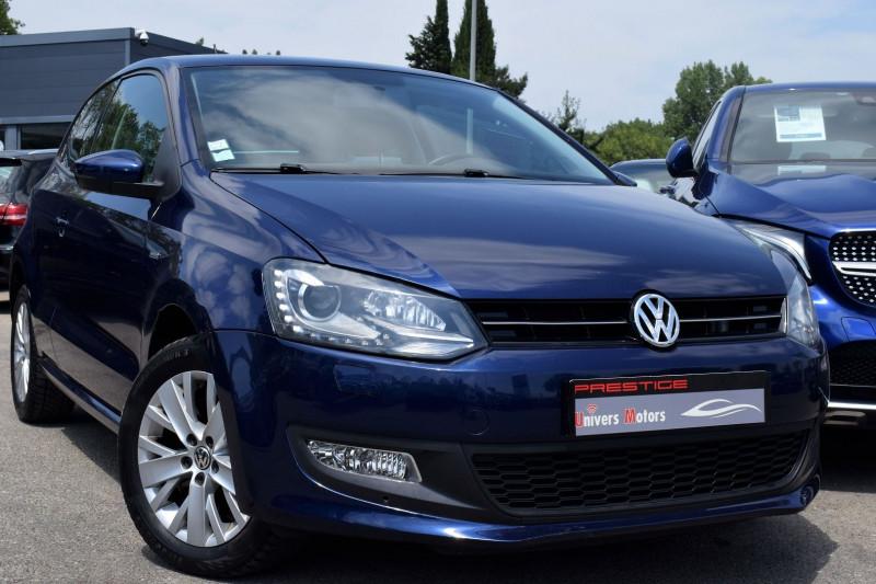 Volkswagen POLO 1.2 TSI 105CH LIFE 3P Essence BLEU FONCE Occasion à vendre