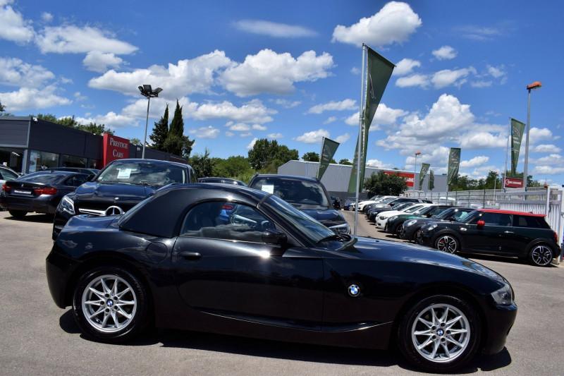 Photo 18 de l'offre de BMW Z4 ROADSTER (E85) 2.2I 170CH à 13900€ chez Univers Motors