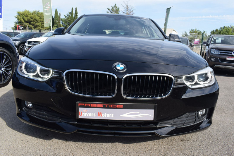 Photo 11 de l'offre de BMW SERIE 3 TOURING (F31) 316D 116CH LOUNGE à 12400€ chez Univers Motors