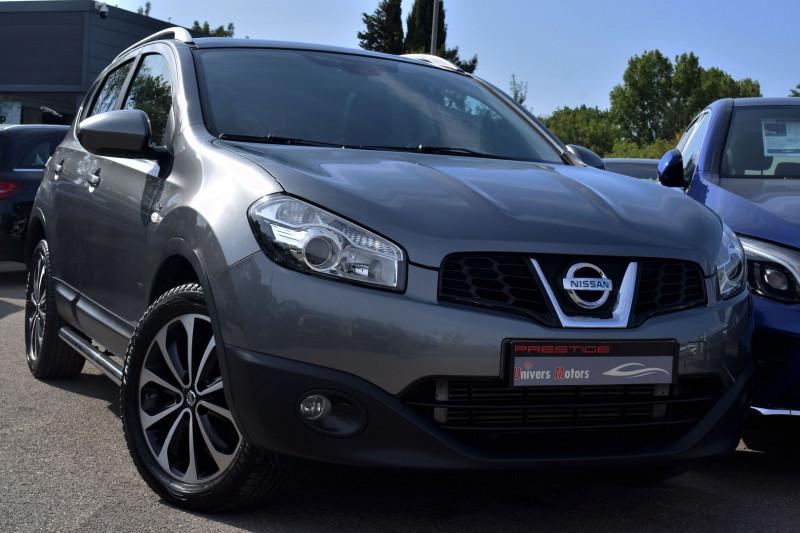 Nissan QASHQAI 2.0 DCI 150CH FAP CONNECT EDITION EURO5 Diesel GRIS ANTHRACITE Occasion à vendre