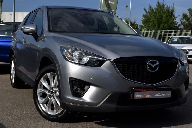 Mazda CX-5 2.2 SKYACTIV-D 175 SELECTION 4X4 BA Diesel GRIS Occasion à vendre