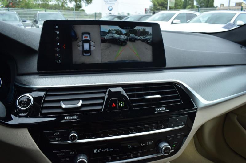 Photo 12 de l'offre de BMW SERIE 5 (G30) 530DA XDRIVE 265CH M SPORT STEPTRONIC à 35400€ chez Univers Motors