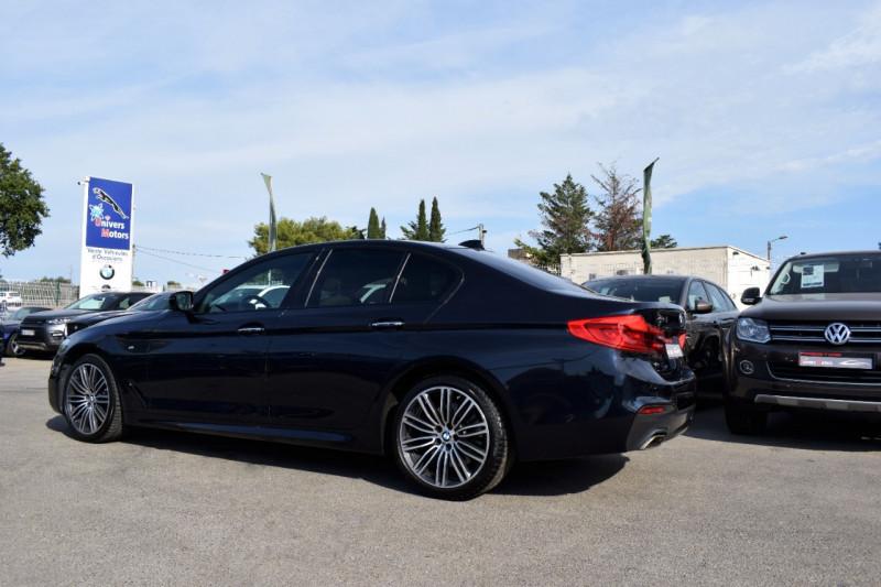 Photo 11 de l'offre de BMW SERIE 5 (G30) 530DA XDRIVE 265CH M SPORT STEPTRONIC à 35400€ chez Univers Motors