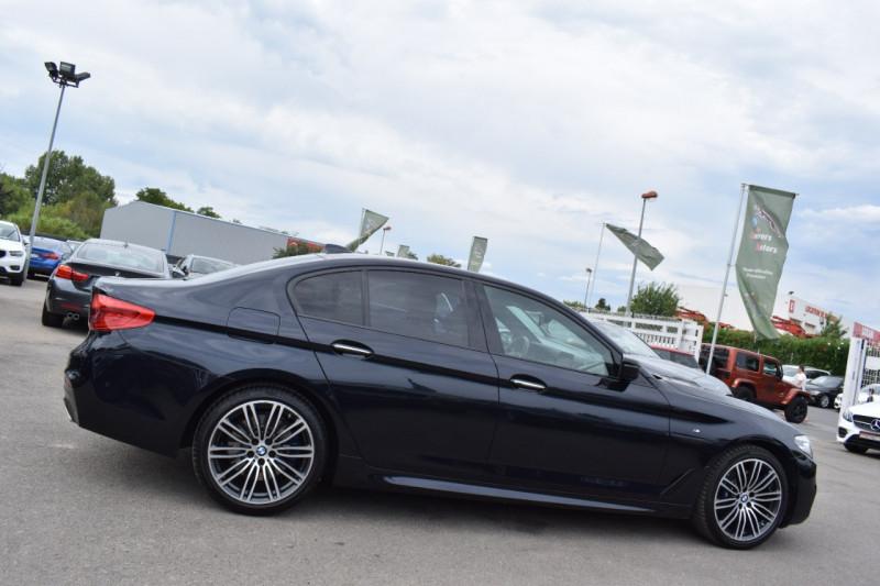 Photo 7 de l'offre de BMW SERIE 5 (G30) 530DA XDRIVE 265CH M SPORT STEPTRONIC à 35400€ chez Univers Motors