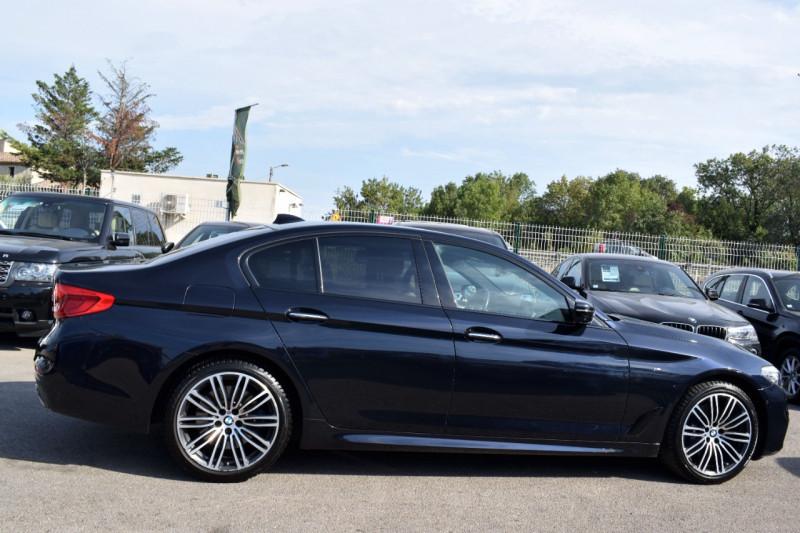Photo 10 de l'offre de BMW SERIE 5 (G30) 530DA XDRIVE 265CH M SPORT STEPTRONIC à 35400€ chez Univers Motors