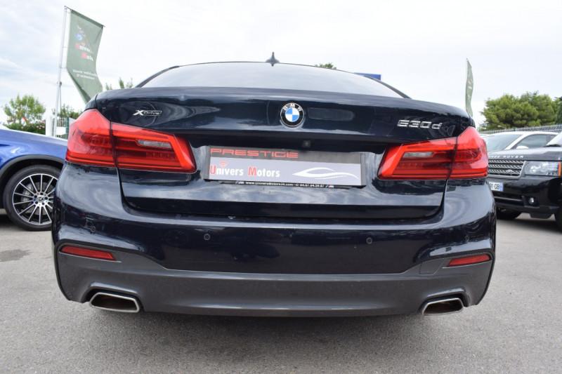 Photo 16 de l'offre de BMW SERIE 5 (G30) 530DA XDRIVE 265CH M SPORT STEPTRONIC à 35400€ chez Univers Motors