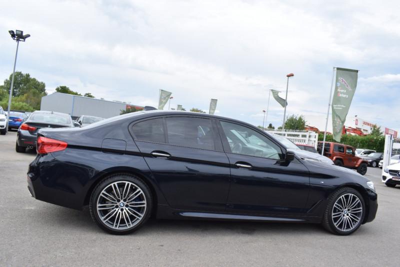 Photo 19 de l'offre de BMW SERIE 5 (G30) 530DA XDRIVE 265CH M SPORT STEPTRONIC à 35400€ chez Univers Motors