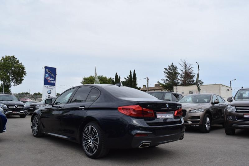 Photo 4 de l'offre de BMW SERIE 5 (G30) 530DA XDRIVE 265CH M SPORT STEPTRONIC à 35400€ chez Univers Motors