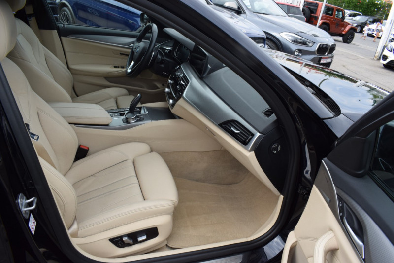 Photo 6 de l'offre de BMW SERIE 5 (G30) 530DA XDRIVE 265CH M SPORT STEPTRONIC à 35400€ chez Univers Motors