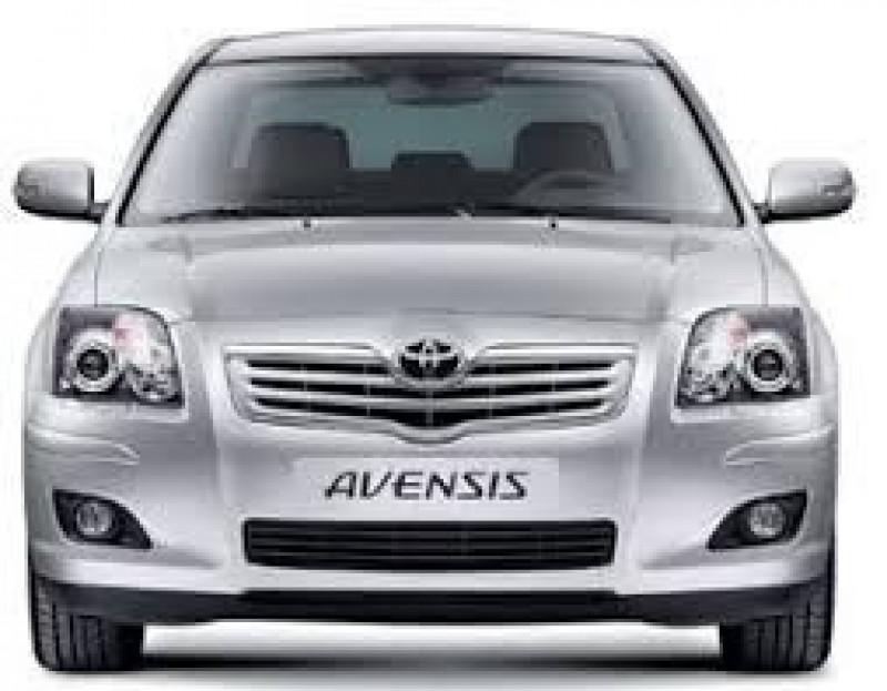 Toyota AVENSIS 126 D-4D TECHNO 5P Diesel BEIGE Occasion à vendre