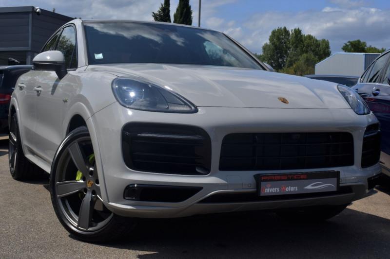 Porsche CAYENNE COUPE 3.0 V6 462CH E-HYBRID EURO6D-T-EVAP-ISC Origine France tva récupérable Hybride CRAIE Occasion à vendre