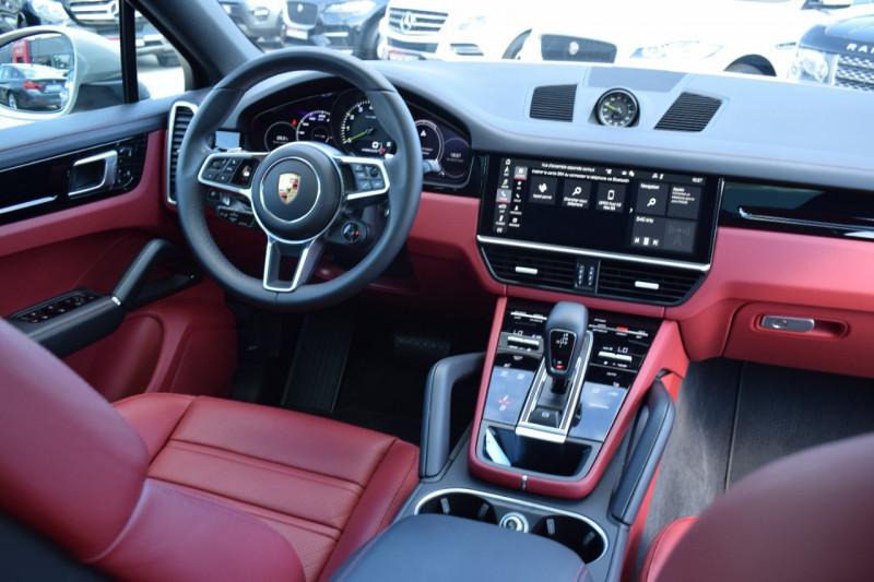 Photo 2 de l'offre de PORSCHE CAYENNE COUPE 3.0 V6 462CH E-HYBRID EURO6D-T-EVAP-ISC Origine France tva récupérable à 121900€ chez Univers Motors
