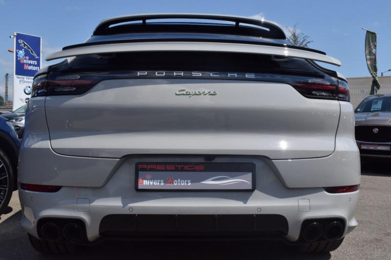 Photo 17 de l'offre de PORSCHE CAYENNE COUPE 3.0 V6 462CH E-HYBRID EURO6D-T-EVAP-ISC Origine France tva récupérable à 121900€ chez Univers Motors