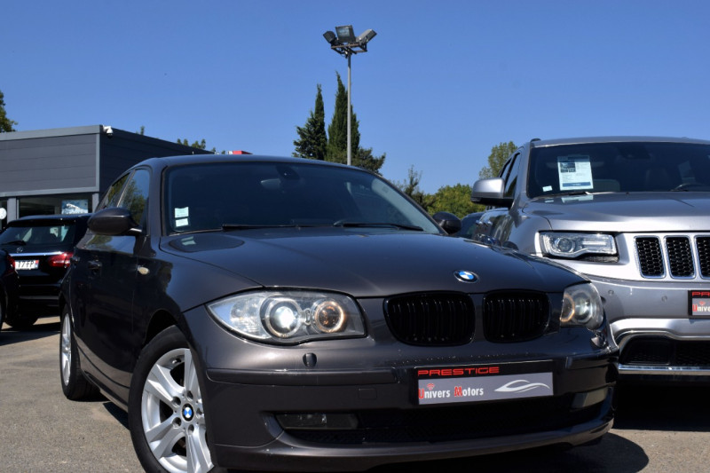 Bmw SERIE 1 (E81/E87) 120D 170CH SPORT 5P Diesel MARRON Occasion à vendre