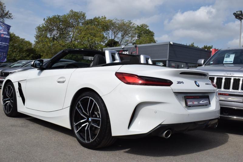 Photo 14 de l'offre de BMW Z4 ROADSTER (G29) SDRIVE30IA 258CH M SPORT à 48900€ chez Univers Motors