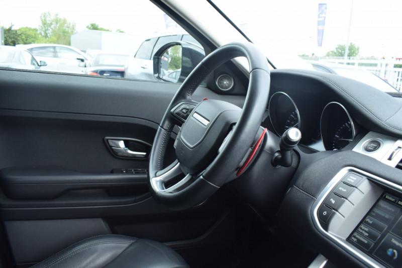 Photo 17 de l'offre de LAND-ROVER EVOQUE 2.2 TD4 British Edition BVA à 28400€ chez Univers Motors