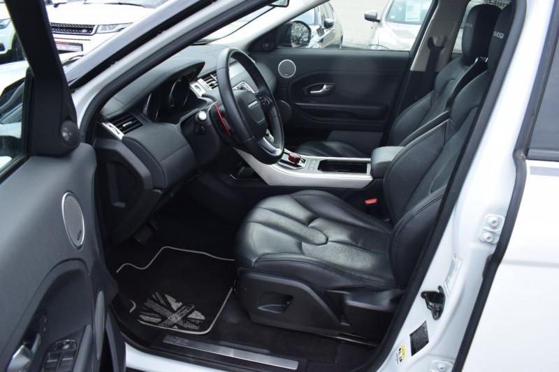 Photo 9 de l'offre de LAND-ROVER EVOQUE 2.2 TD4 British Edition BVA à 28400€ chez Univers Motors