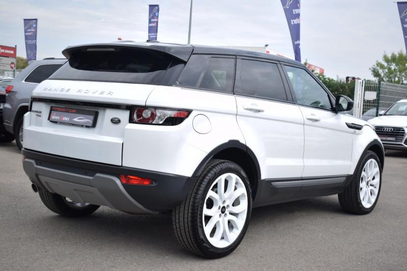 Photo 5 de l'offre de LAND-ROVER EVOQUE 2.2 TD4 British Edition BVA à 28400€ chez Univers Motors