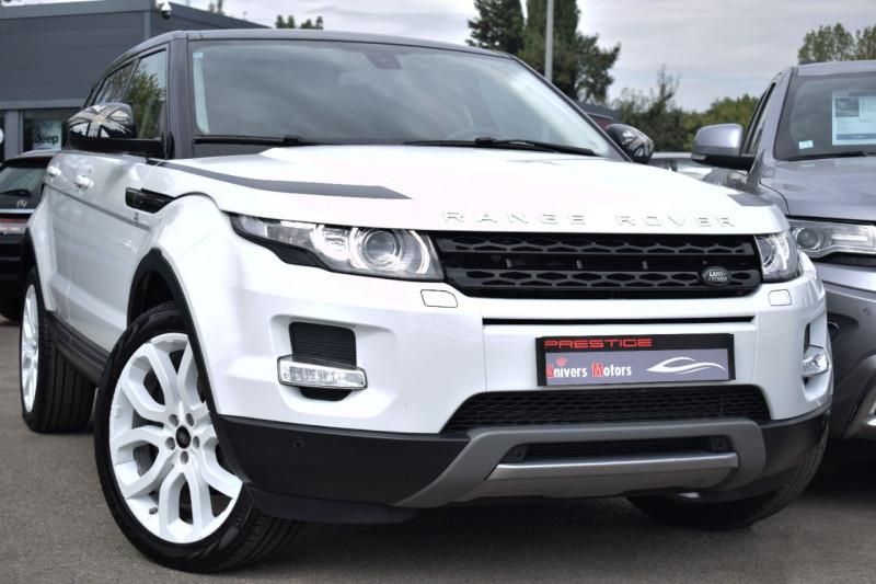 Land-Rover EVOQUE 2.2 TD4 British Edition BVA Occasion à vendre