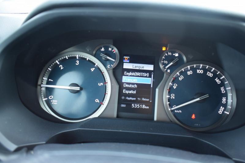 Photo 9 de l'offre de TOYOTA LAND CRUISER 177 D-4D LEGENDE BVA 3P RC18 tva récupérable à 44900€ chez Univers Motors