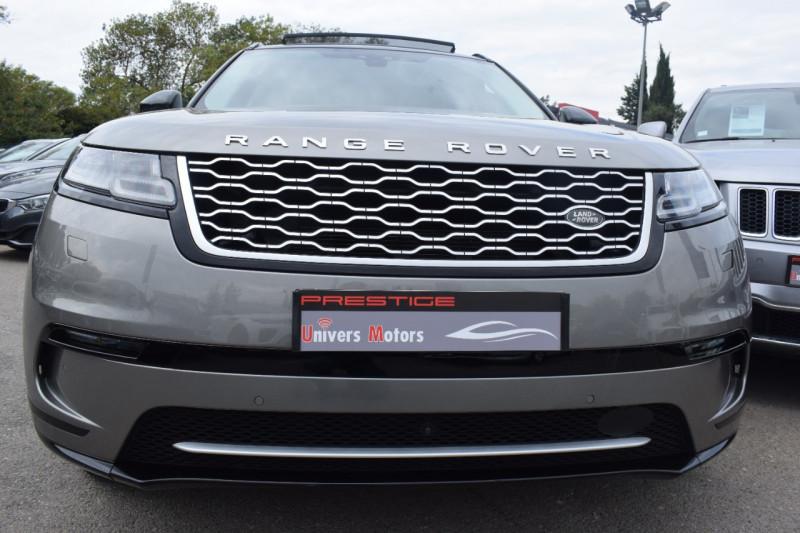 Photo 18 de l'offre de LAND-ROVER RANGE ROVER VELAR 3.0D V6 300CH R-DYNAMIC SE AWD BVA à 51900€ chez Univers Motors