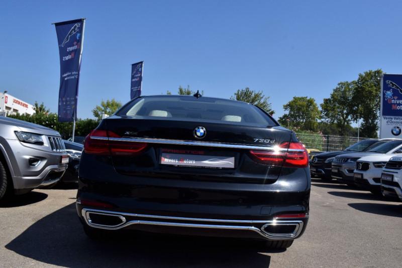 Photo 7 de l'offre de BMW SERIE 7 (F01/F02) 730DA XDRIVE 258CH EXCLUSIVE ULTIMATE à 39900€ chez Univers Motors
