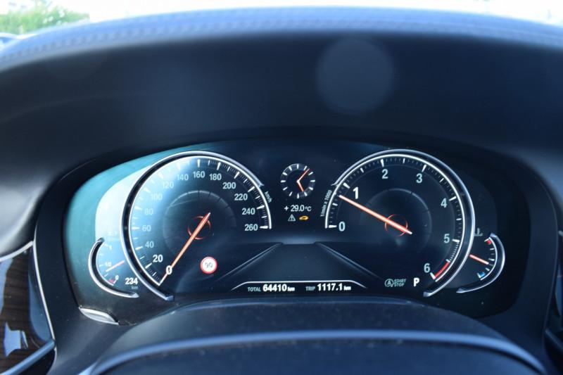 Photo 16 de l'offre de BMW SERIE 7 (F01/F02) 730DA XDRIVE 258CH EXCLUSIVE ULTIMATE à 39900€ chez Univers Motors