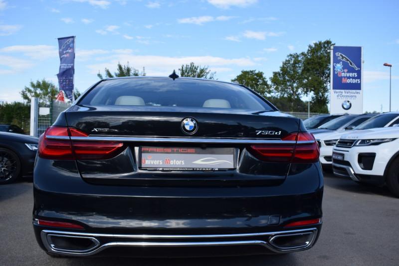 Photo 17 de l'offre de BMW SERIE 7 (F01/F02) 730DA XDRIVE 258CH EXCLUSIVE ULTIMATE à 39900€ chez Univers Motors