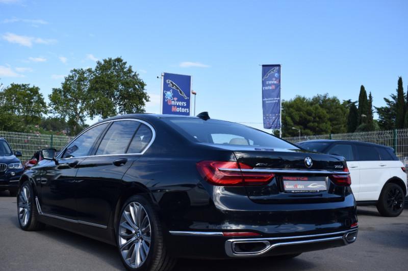 Photo 13 de l'offre de BMW SERIE 7 (F01/F02) 730DA XDRIVE 258CH EXCLUSIVE ULTIMATE à 39900€ chez Univers Motors