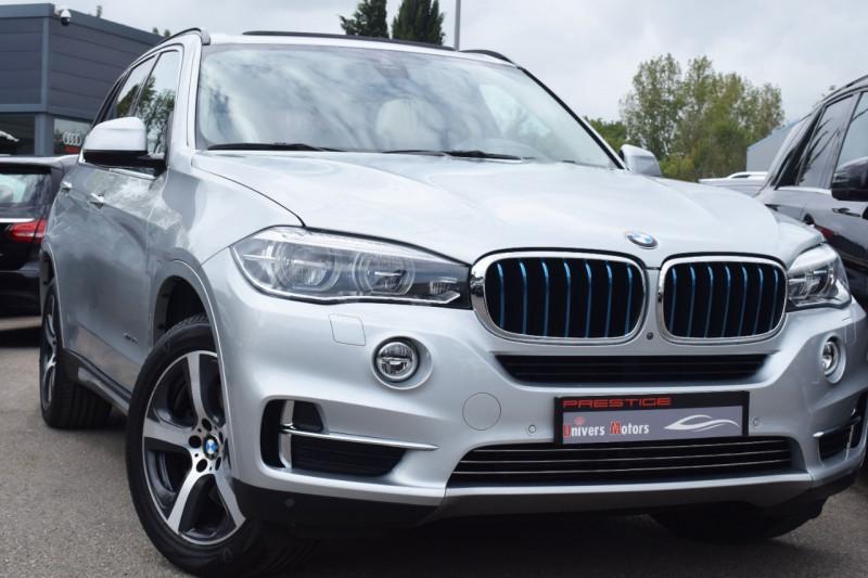 Photo 20 de l'offre de BMW X5 (F15) XDRIVE40EA 313CH XLINE à 35900€ chez Univers Motors