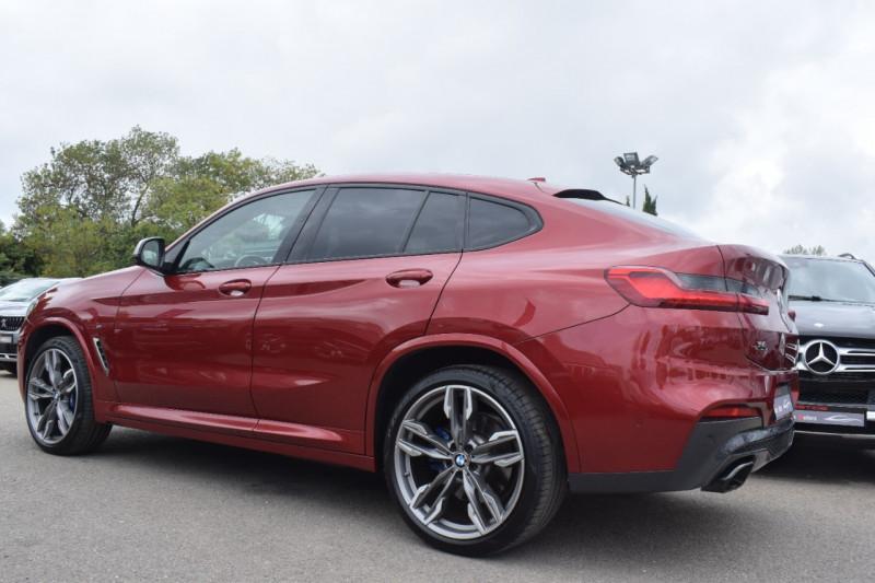 Photo 24 de l'offre de BMW X4 (G02) M40DA 326CH EURO6D-T à 51900€ chez Univers Motors