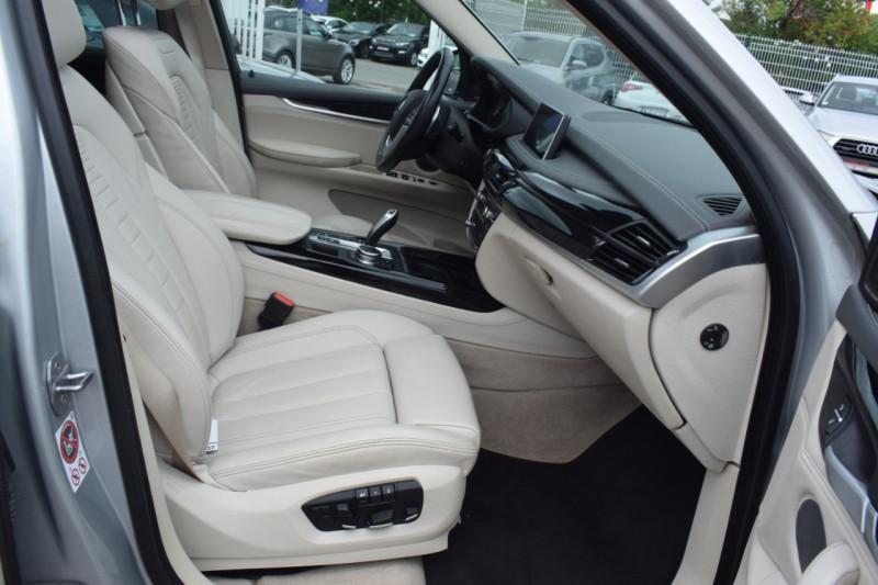 Photo 17 de l'offre de BMW X5 (F15) XDRIVE40EA 313CH XLINE à 35900€ chez Univers Motors