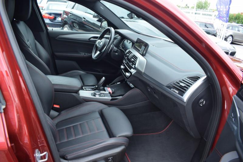 Photo 18 de l'offre de BMW X4 (G02) M40DA 326CH EURO6D-T à 51900€ chez Univers Motors