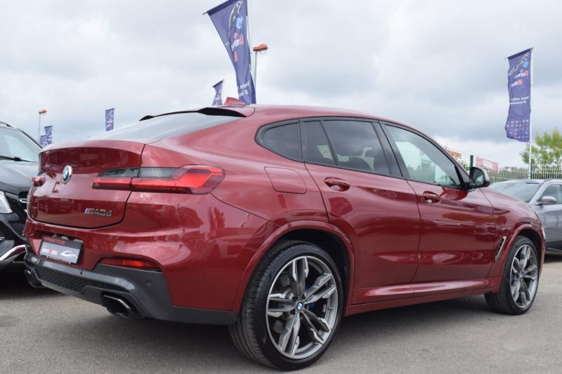 Photo 3 de l'offre de BMW X4 (G02) M40DA 326CH EURO6D-T à 51900€ chez Univers Motors