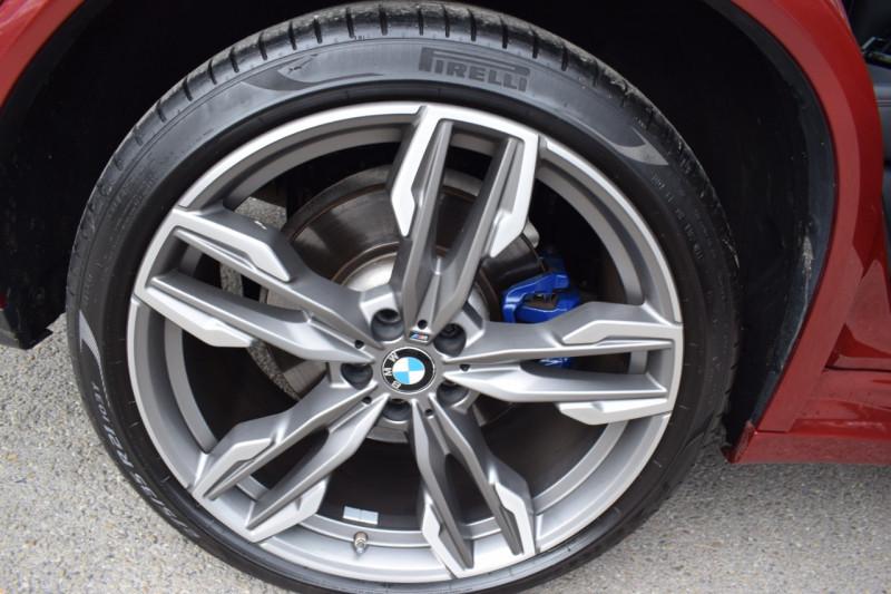 Photo 14 de l'offre de BMW X4 (G02) M40DA 326CH EURO6D-T à 51900€ chez Univers Motors