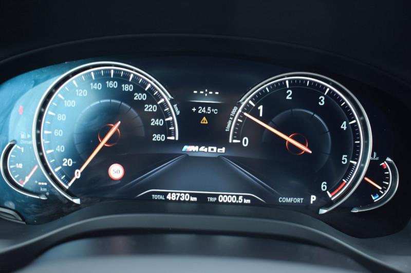 Photo 13 de l'offre de BMW X4 (G02) M40DA 326CH EURO6D-T à 51900€ chez Univers Motors