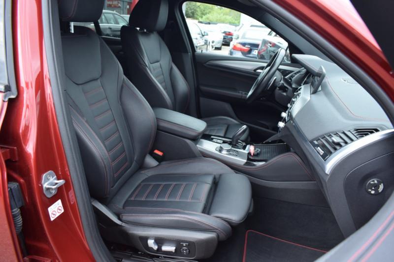 Photo 10 de l'offre de BMW X4 (G02) M40DA 326CH EURO6D-T à 51900€ chez Univers Motors