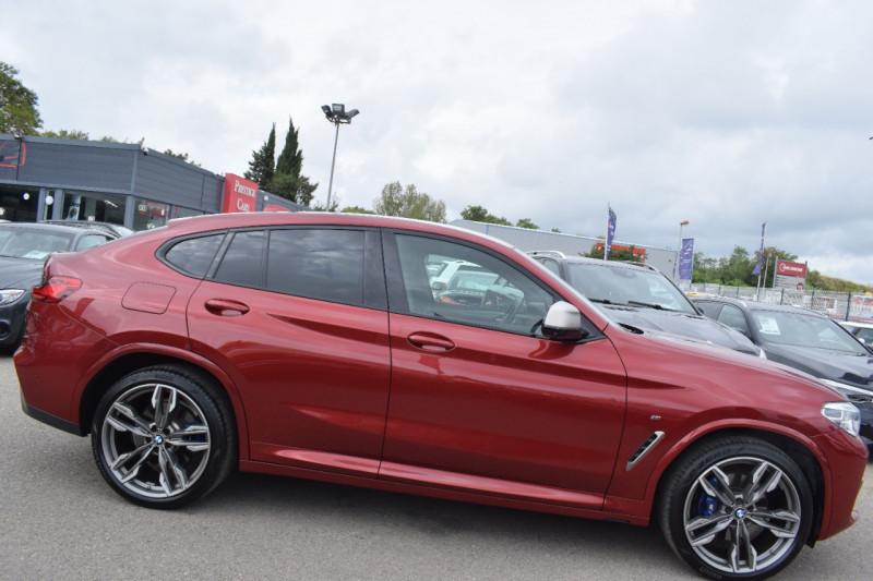 Photo 21 de l'offre de BMW X4 (G02) M40DA 326CH EURO6D-T à 51900€ chez Univers Motors