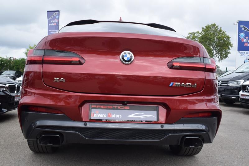 Photo 20 de l'offre de BMW X4 (G02) M40DA 326CH EURO6D-T à 51900€ chez Univers Motors