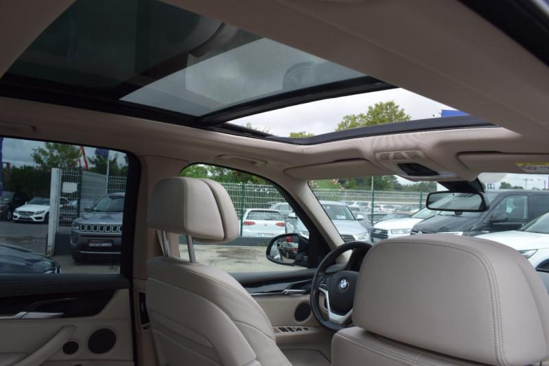 Photo 3 de l'offre de BMW X5 (F15) XDRIVE40EA 313CH XLINE à 35900€ chez Univers Motors