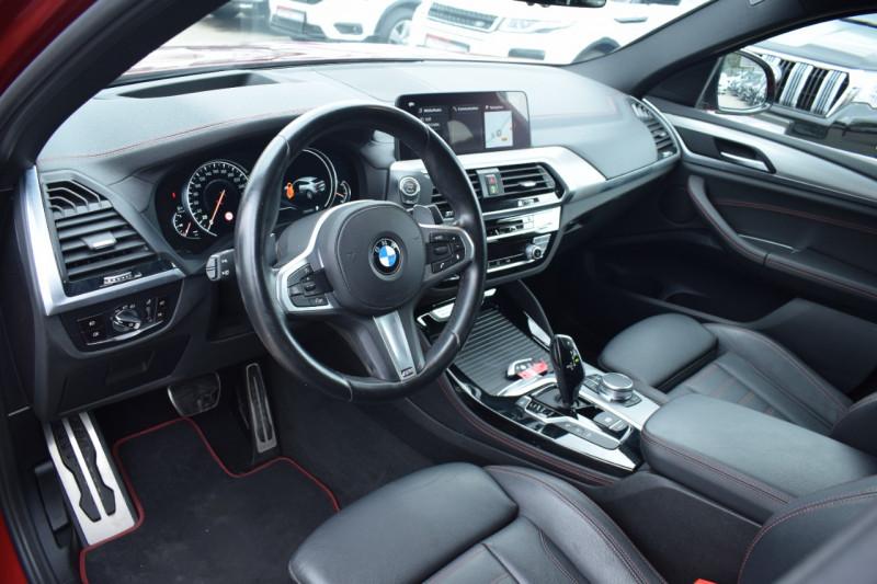 Photo 23 de l'offre de BMW X4 (G02) M40DA 326CH EURO6D-T à 51900€ chez Univers Motors