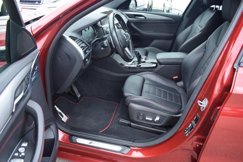 Photo 19 de l'offre de BMW X4 (G02) M40DA 326CH EURO6D-T à 51900€ chez Univers Motors