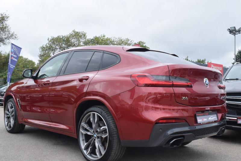 Photo 22 de l'offre de BMW X4 (G02) M40DA 326CH EURO6D-T à 51900€ chez Univers Motors