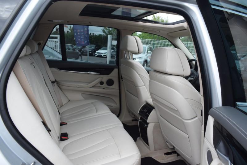 Photo 18 de l'offre de BMW X5 (F15) XDRIVE40EA 313CH XLINE à 35900€ chez Univers Motors