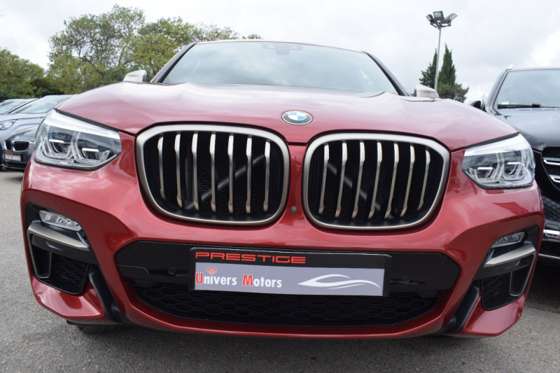 Photo 17 de l'offre de BMW X4 (G02) M40DA 326CH EURO6D-T à 51900€ chez Univers Motors