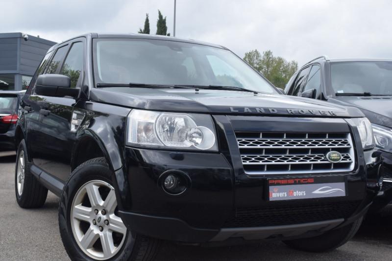 Land-Rover FREELANDER TD4 S Diesel NOIR Occasion à vendre
