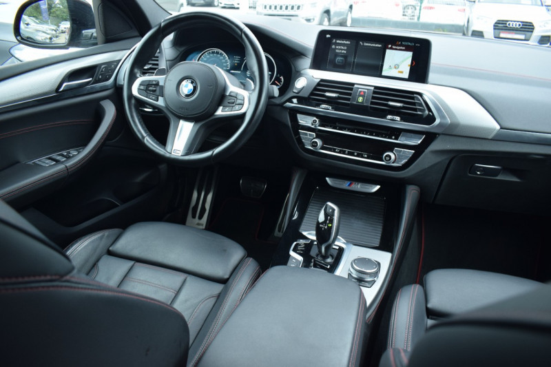 Photo 2 de l'offre de BMW X4 (G02) M40DA 326CH EURO6D-T à 51900€ chez Univers Motors