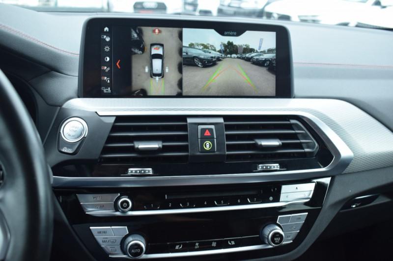 Photo 5 de l'offre de BMW X4 (G02) M40DA 326CH EURO6D-T à 51900€ chez Univers Motors