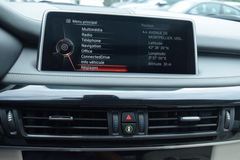 Photo 22 de l'offre de BMW X5 (F15) XDRIVE40EA 313CH XLINE à 35900€ chez Univers Motors
