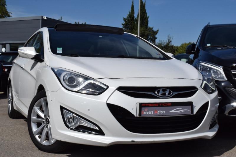 Hyundai I40 1.7 CRDI136 PACK PREMIUM Diesel BLANC Occasion à vendre